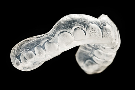 Clear Mouthguard